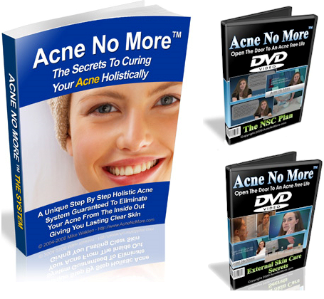 Acne No More Scam Book