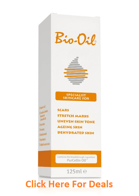 What bio oil does for acne scars on face and back
