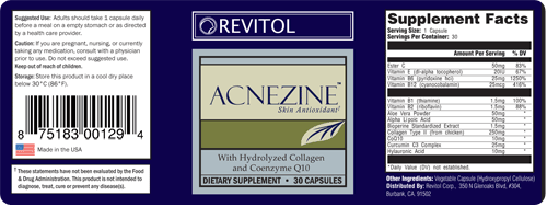 Acnezine review for acne prone skin