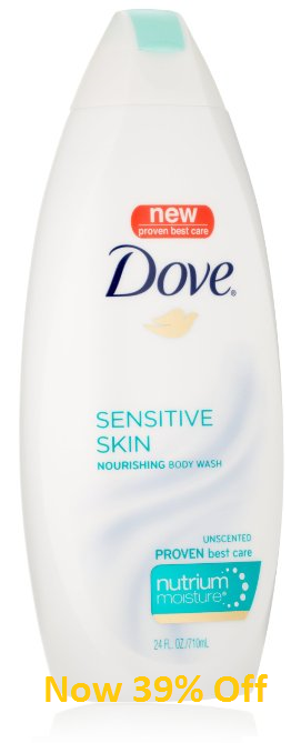 DOVE review bacne treatment
